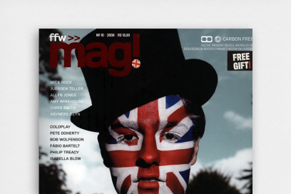 Fast Forward Magazine From Cover