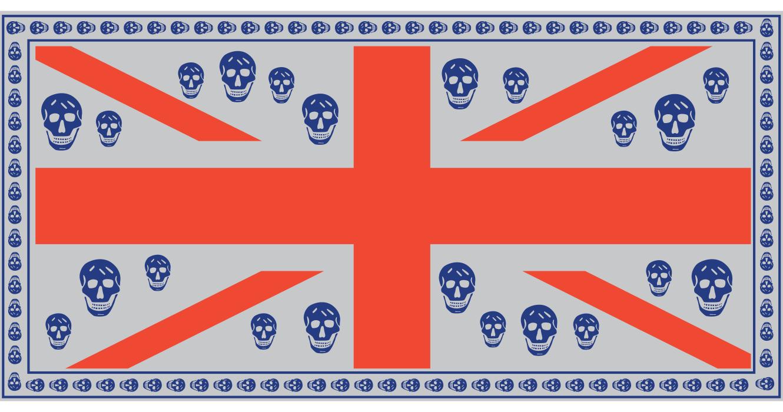 Design Antics The Guardian: Scotland Rebrand Flag Designed By &&& Creative