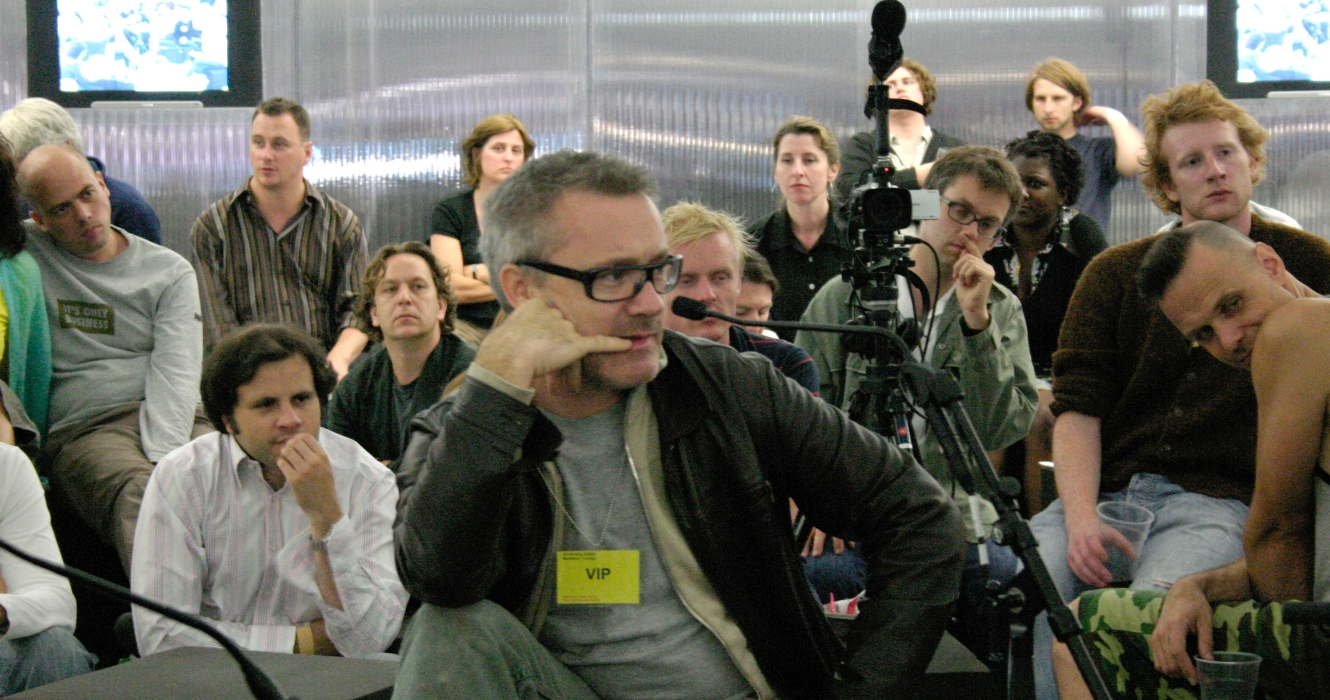 Damien Hirst At Rem Koolhaas's Serpentine Gallery Pavilion, Photography By &&&