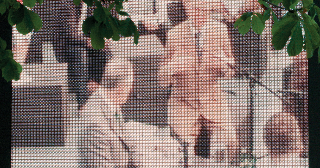 Gilbert & George At Rem Koolhaas's Serpentine Gallery Pavilion, Photography By &&&