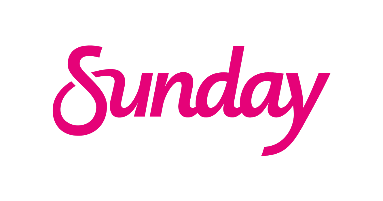 Logo Design Brand Identity Sunday Publishing Ltd.
