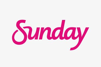 Sunday Publishing Logotype Designed By &&& Creative
