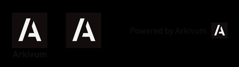 Logo Variations For Arkivum