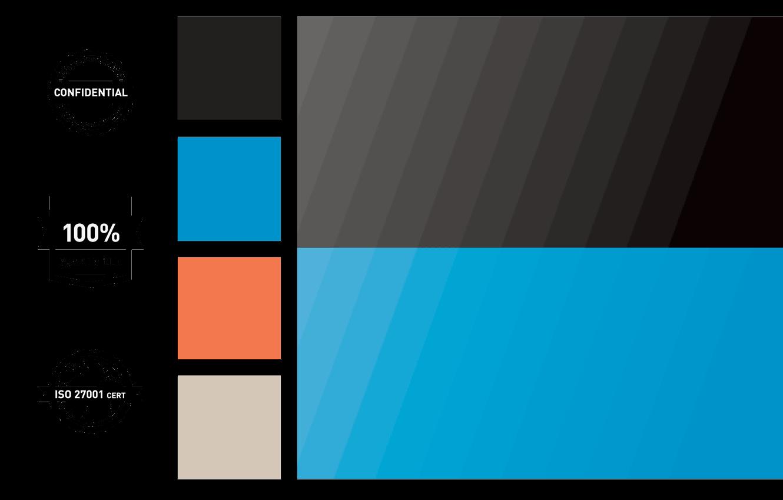 Brand Badges And Colour Scheme For Arkivum