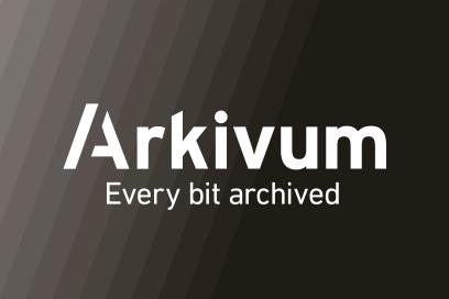 Logotype For Arkivum Design By &&& Creative