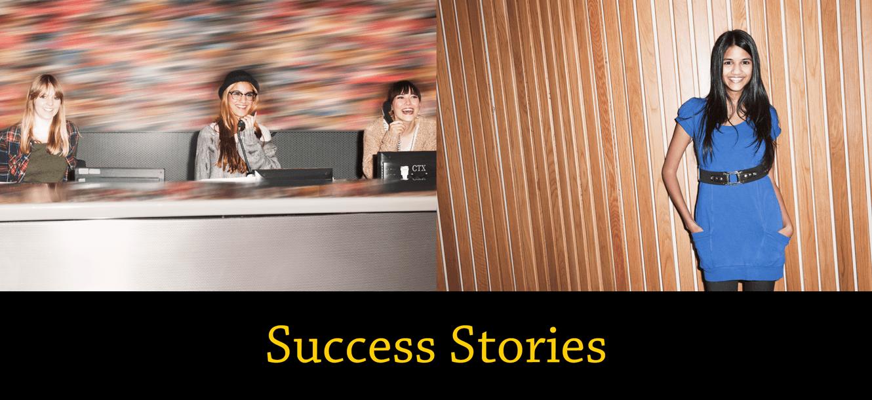 Success Stories By Impact Creative Recruitment Ltd