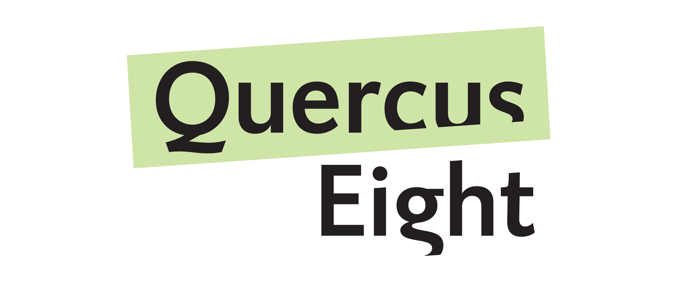Quercus Eight Logotype Designed By &&& Creative