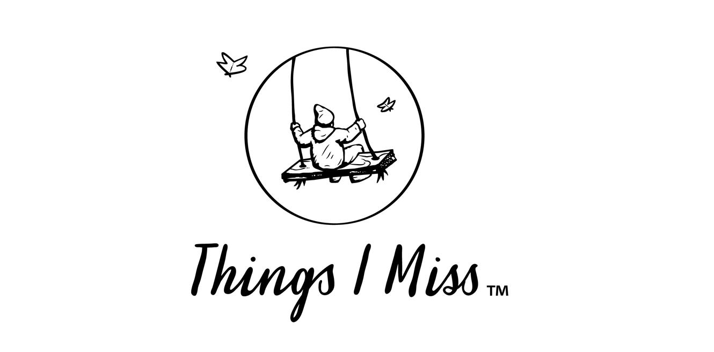 Logo Things I Miss