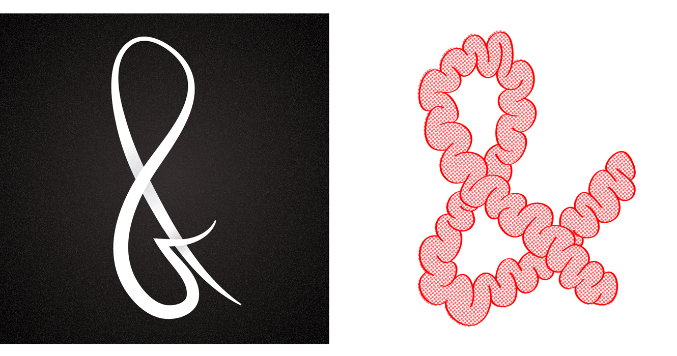 Daily Ampersand Designed By &&& Creative
