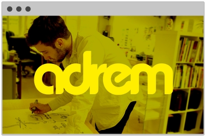 Adrem Website Design