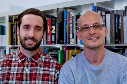 Simon Brown & Matt Hall